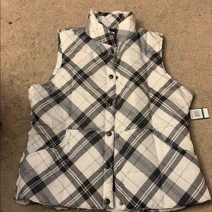 IZOD winter women's vest